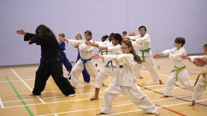 Children's TaeKwon-Do