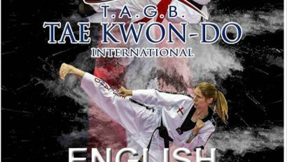 English Championships Poster