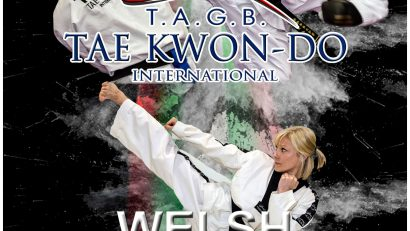 Welsh Championships 2018 Poster