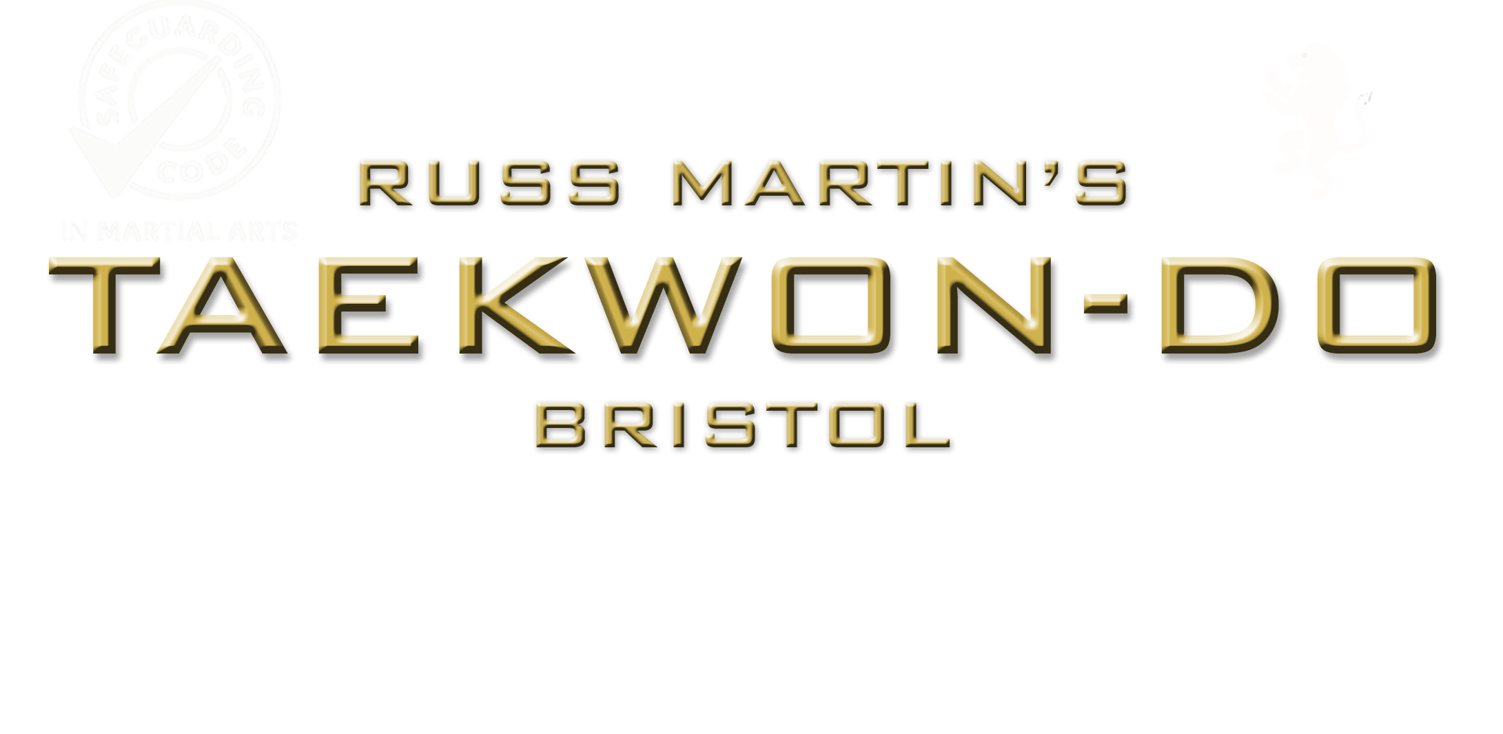 Taekwon-do in Bristol – Russ Martin